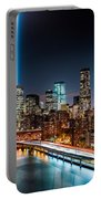 Tribute In Light Memorial Portable Battery Charger