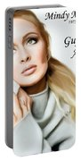 Tribute Mindy Mccready Guys Do It All The Time Portable Battery Charger