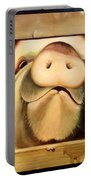 Tricia The Pig Portable Battery Charger