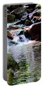 Trickle Down The Mountain Portable Battery Charger