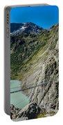 Triftsee Suspension Bridge - Gadmen - Switzerland Portable Battery Charger