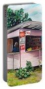 Trini Roti Shop Portable Battery Charger