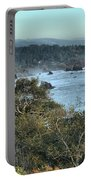 Trinidad Beach Landscape Portable Battery Charger