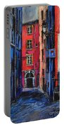 Trinite Square Lyon Portable Battery Charger