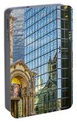 Trinity Church Portable Battery Charger