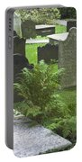 Trinity Fern Squared Portable Battery Charger