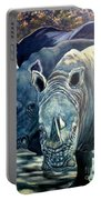 Trio Of Rhino Portable Battery Charger