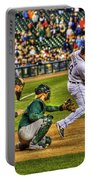 Triple Crown Winner Detroit Tigers Miguel Cabrera Portable Battery Charger