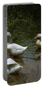 Triple Ducks Portable Battery Charger