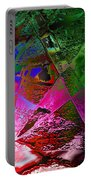 Triptych Chic Portable Battery Charger