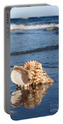 Triton Seashell Portable Battery Charger