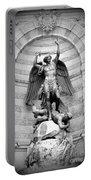 Triumphant Saint Michael Portable Battery Charger