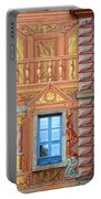 Tromp L'oeil In Strasbourg Portable Battery Charger