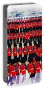 Trooping The Colour Portable Battery Charger