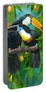 Tropic Spirits - Toucans Portable Battery Charger