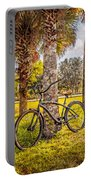 Tropical Bicycle Portable Battery Charger