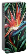 Tropical Bird  Portable Battery Charger