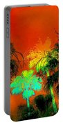 Tropical Blend Portable Battery Charger