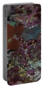 Tropical Coral Portable Battery Charger
