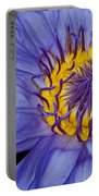 Tropical Day Flowering Waterlily Portable Battery Charger