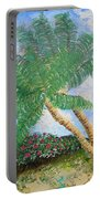 Tropical Flair Portable Battery Charger