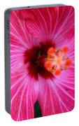 Tropical Flower Time Portable Battery Charger
