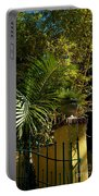 Tropical Invitation Portable Battery Charger
