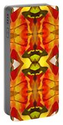 Tropical Leaf Pattern 2 Portable Battery Charger