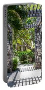 Tropical Light Portable Battery Charger