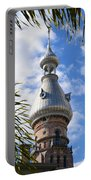 Tropical Minaret Portable Battery Charger