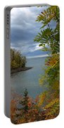 Tropical Mountain Ash Portable Battery Charger