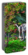 Tropical Mountain Lion Portable Battery Charger