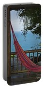 Tropical Paradise... Portable Battery Charger