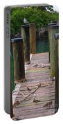 Tropical Pier Portable Battery Charger
