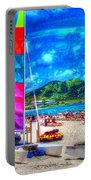 Tropical Sails Portable Battery Charger
