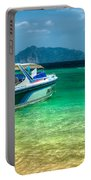 Tropical Travel Portable Battery Charger