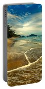 Tropical Waves Portable Battery Charger