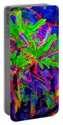 Tropicals Gone Wild Portable Battery Charger