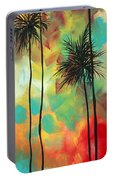 Tropics By Madart Portable Battery Charger