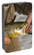Trout Dentistry Portable Battery Charger