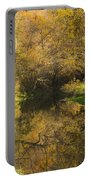 Trout Run Creek Fall 2 Portable Battery Charger