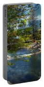 Truckee River Reno Beauty Portable Battery Charger