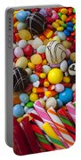 Truffles And Assorted Candy Portable Battery Charger