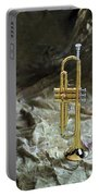 Trumpet N Canvas Portable Battery Charger