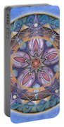 Truth Mandala Portable Battery Charger