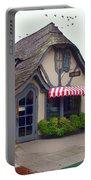 Tuck Box Tearoom - Carmel California Portable Battery Charger