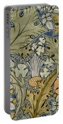 Tudor Roses Thistles And Shamrock Portable Battery Charger