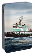 Tugboat Island Champion Portable Battery Charger