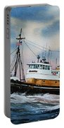 Tugboat Island Commander Portable Battery Charger