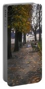 Tuileries Garden Portable Battery Charger